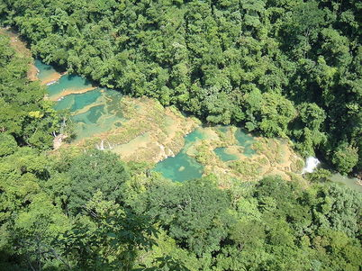 Semuc Champey and Lanquin - English guided tours around